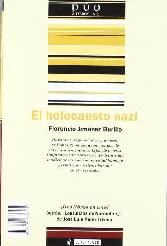 El holocausto nazi ; Los juicios de: Florencio Jiménez Burillo,