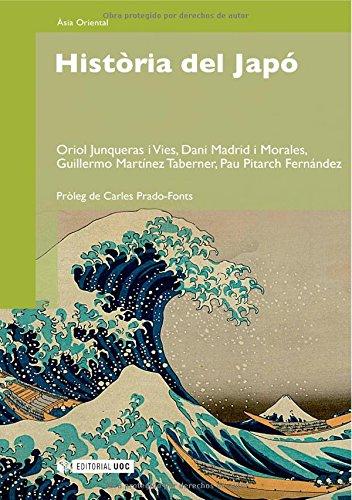 9788497886260: Història del Japó (Manuals)