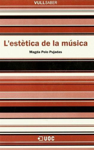 9788497886536: L'estètica de la música (VullSaber)