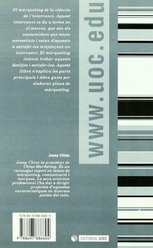 El màrqueting (Paperback): Josep Chías