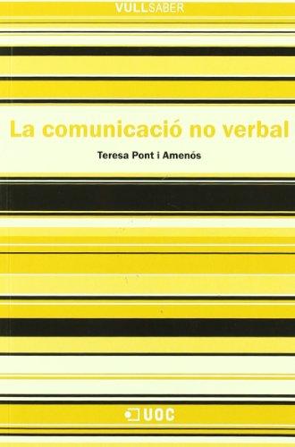 9788497886659: La comunicació no verbal (VullSaber)