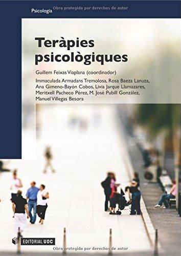 9788497886758: Teràpies psicològiques (Manuals)