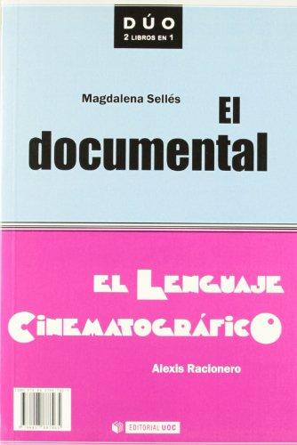 9788497887465: El documental y El lenguaje cinematográfico (DUO)
