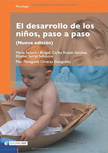 9788497887786: El desarrollo de los niños, paso a paso (Manuales)