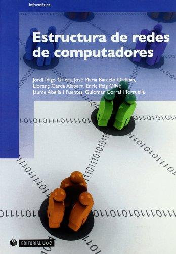 9788497887915: Estructura de redes de computadores (Spanish Edition)