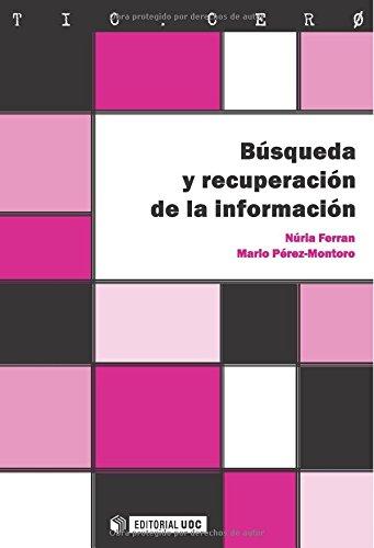 9788497888349: Búsqueda y recuperación de la información (Spanish Edition)