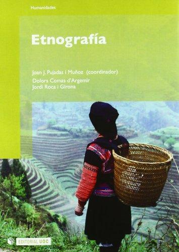9788497888721: Etnografía (Manuales)