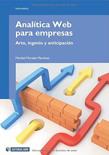 9788497888820: Analítica Web para empresas: Arte, ingenio y anticipación (Manuales)