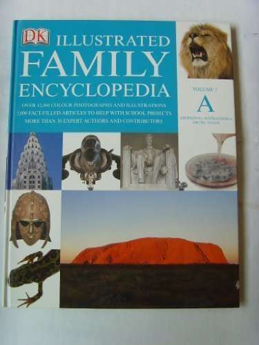 Illustrated Family Encyclopedia - Vol.1 A - Artic