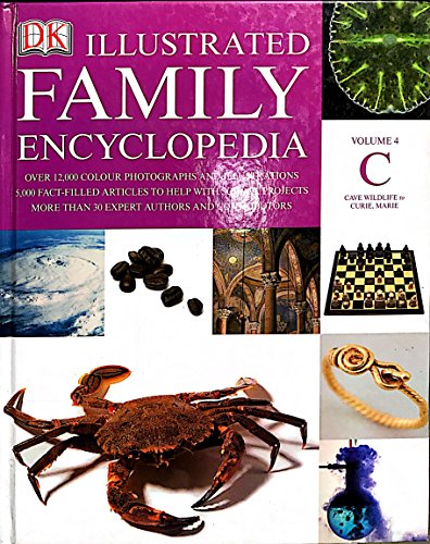 9788497895248: ILLUSTRATED FAMILY ENCYCLOPEDIA - VOL. I - A.