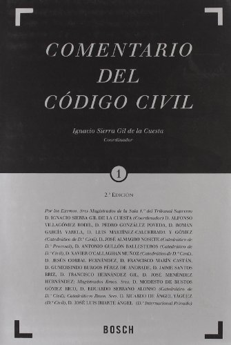9788497902038: Comentario del Código Civil