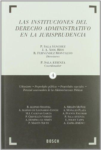 9788497902953: INSTITUCIONES DERECHO ADMINISTRATIVO JURISPURDENCIA (4 VOLS.)