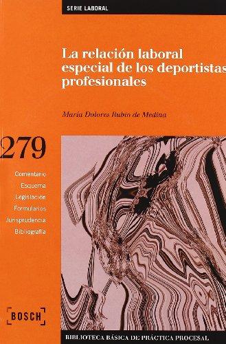 9788497904049: La relacion laboral especial de los deportistas profesionales (+CD)