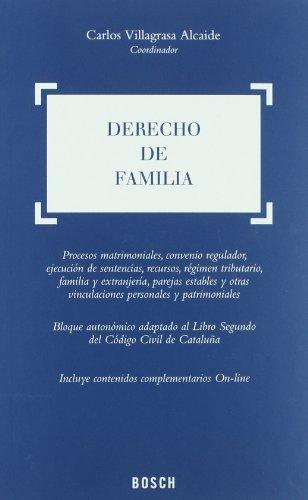 9788497908405: Derecho de Familia