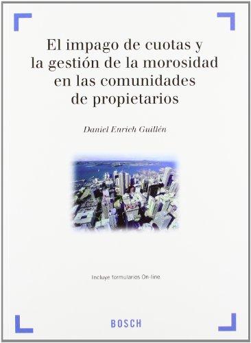 El impago de cuotas y la gestión: Enrich Guillén, Daniel