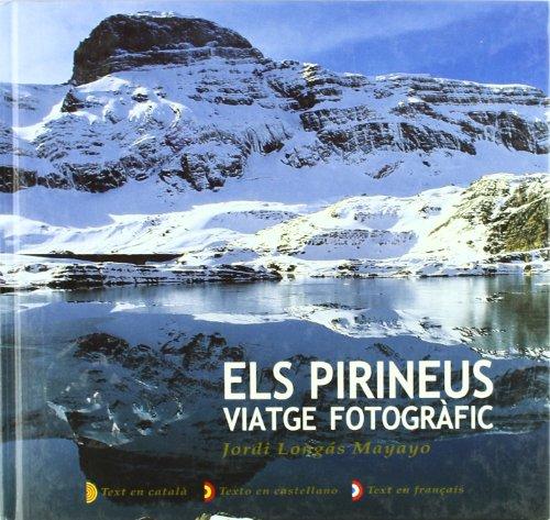 9788497910415: Els Pirineus. Viatge fotogràfic (Khroma)