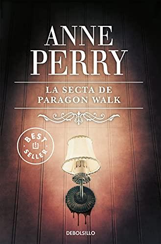 9788497930215: La secta de Paragon Walk (Inspector Thomas Pitt 3)