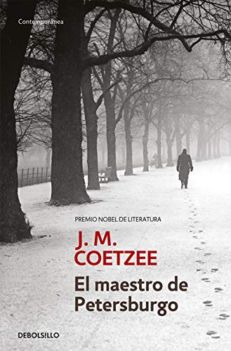 9788497930376: El maestro de Petersburgo / The Master of Petersburg (Contemporanea / Contemporary) (Spanish Edition)