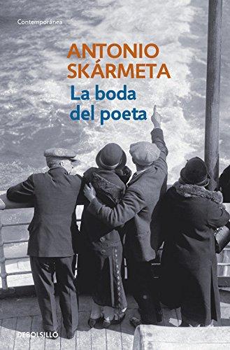 9788497930987: La boda del poeta (CONTEMPORANEA)