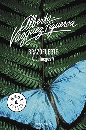 9788497931342: Brazofuerte/ Strong Arm: Cienfuegos V/Hundred Fires V (Spanish Edition)