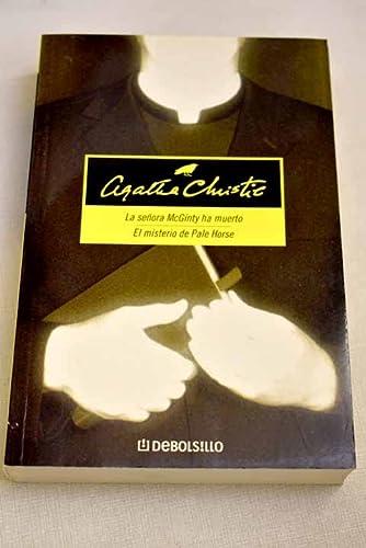9788497931571: Señora mcginty ha muerto, la / el misterio de pale horse (Biblioteca Agatha Christie)
