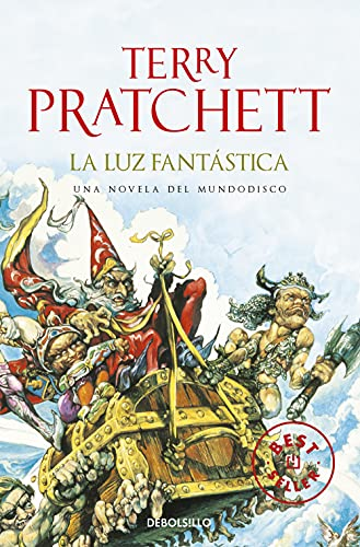 9788497931786: LA luz fantastica / The Light Fantastic (Discworld)