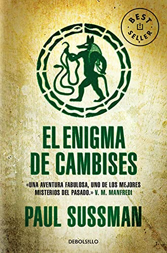 9788497932318: El enigma de Cambises / The Lost Army of Cambyses (Spanish Edition)