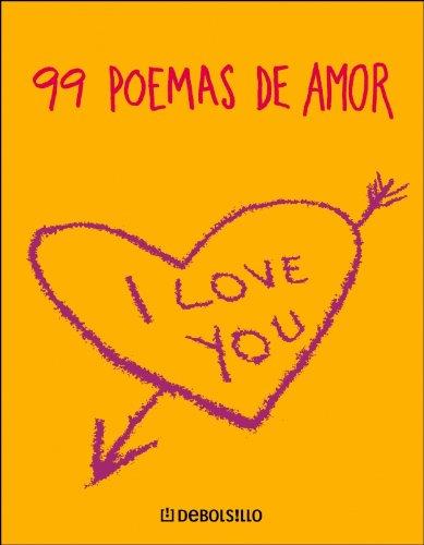 9788497932349: 99 Poemas De Amor (Diversos) (Spanish Edition)