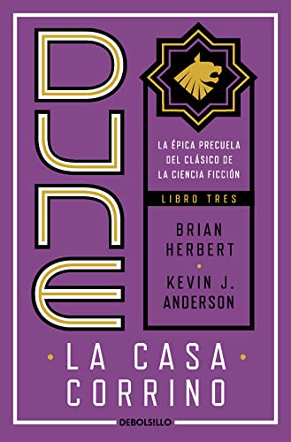 Dune Casa Corrino (Best Selle) (Spanish Edition): Herbert, Brian, Anderson,