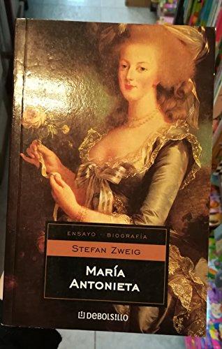 9788497933599: Maria Antonieta / Marie Antoinette (Ensayo-Biografico / Essay-Biography) (Spanish Edition)