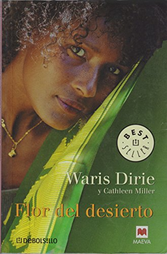 9788497934046: Flor del desierto (Bestseller (debolsillo))