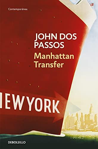 9788497934756: Manhattan Transfer (Contemporanea / Contemporary) (Spanish Edition)