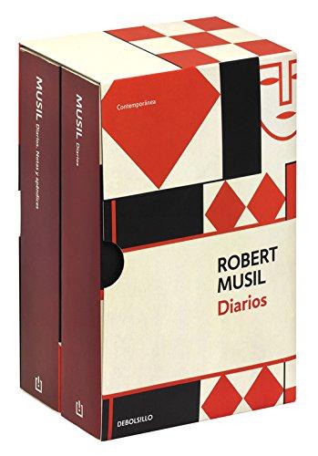 Diarios 1899-1941 /42 (D.C.) / Diaries 1899-1941: Berlin. William 1934-1945 & Shirer 1941-1947 (Spanish Edition) - Robert Musil