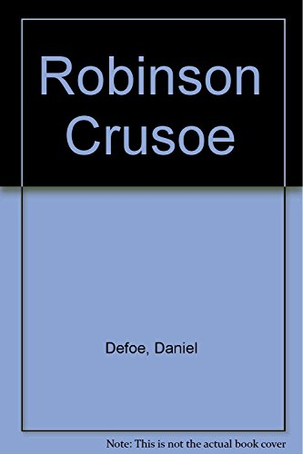 9788497936644: Robinson Crusoe (Spanish Edition)