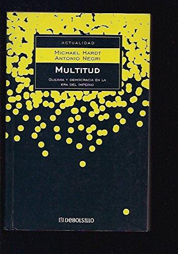 9788497938457: Multitud/ Multitude (Actualidad) (Spanish Edition)