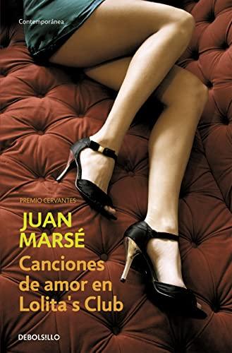 9788497939546: Canciones De Amor En Lolita's Club/ Love Songs in Lolita's Club (Spanish Edition)