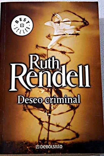 9788497939638: Deseo Criminal/ Criminal Desire (Spanish Edition)