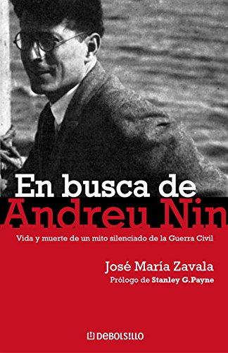 9788497939744: En busca de Andreu Nin/ In Search of Andreu Nin (Spanish Edition)