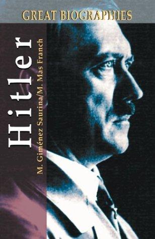 9788497940085: Hitler (Great Biographies series)