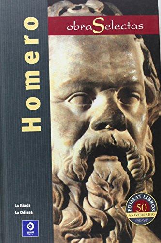 9788497941488: Homero (Obras selectas)