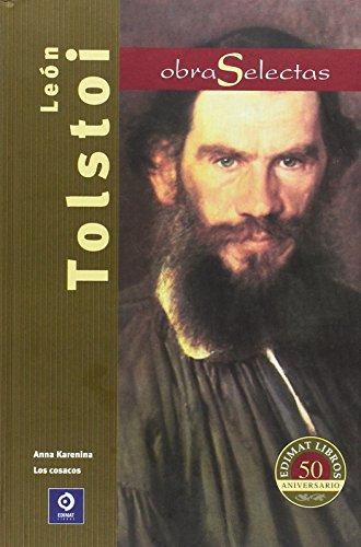 9788497941525: León Tolstoi (Obras selectas)