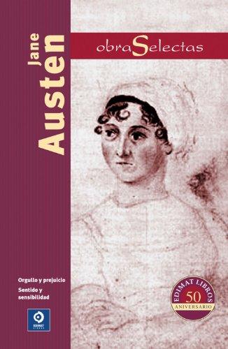 9788497941587: Jane Austen: Orgullo y prejuicio / Sentido y sensibilidad (Obras selectas series) (Spanish Edition)