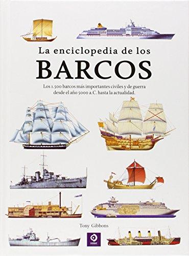 La enciclopedia de los barcos: Ford, Roger .