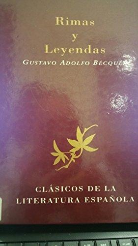 9788497942218: Rimas y leyendas (Clásicos selección)
