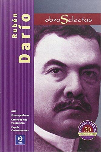 9788497942515: Obras selectas Rubén Darío
