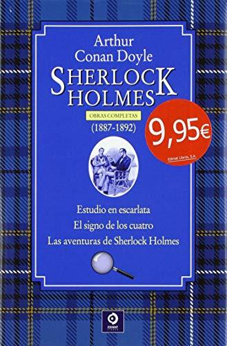 9788497944380: OBRAS COMPLETAS DE SHERLOCK HOLMES: SHERLOCK HOLMES 1887-1892
