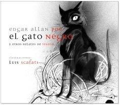9788497951388: El Gato Negro / The Black Cat: Y otros relatos de terror (Del Zorro Rojo) (Spanish Edition)