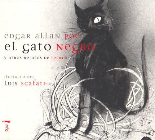 9788497951425: El Gato Negro / The Black Cat; The Pit and the Pendulum; The Premature Burial: Y Otros Relatos De Terror (Spanish Edition)