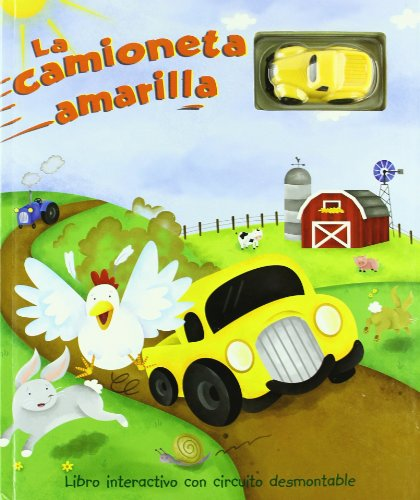 La camioneta amarilla (Paperback): Holli Conger