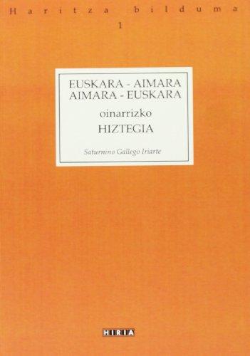 9788497972062: Euskara Aimara Histegia